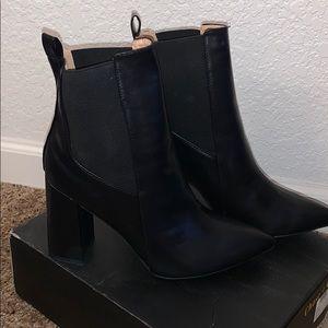Brand New Black Booties